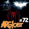 ArgCast 72 - Avengers, Catwoman e Spiderman
