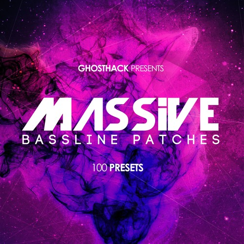 100 Massive Bass Patches - Demo Track