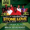 Jamaica Independence Bash @ Red Lounge 8-06-16 Seattle Zions Gate Sound & DJ Xten BEFORE STONE LOVE