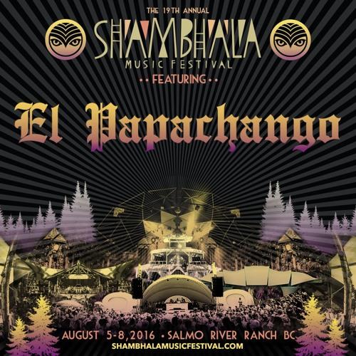 Amphitheater - Live Set - Shambhala 2016 - El Papachango