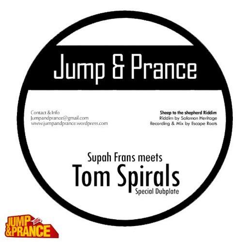 Tom Spirals meets Supah Frans - Special Dubplate - Salomon Heritage Riddim
