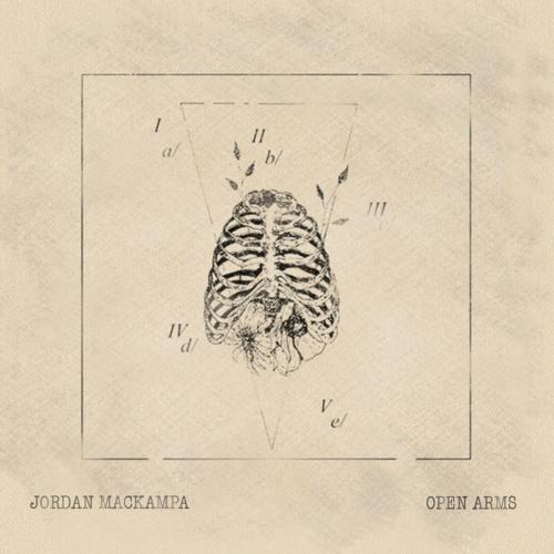 Jordan Mackampa - Open Arms