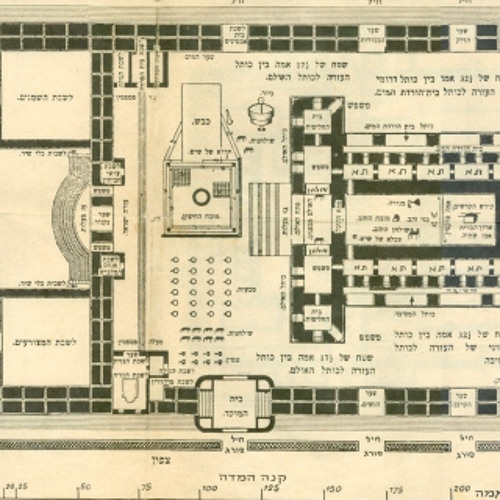 כאן ועכשיו - 92 - שיחה (פרקטית) על המקדש - פודקאסט עם הרב אורי שרקי