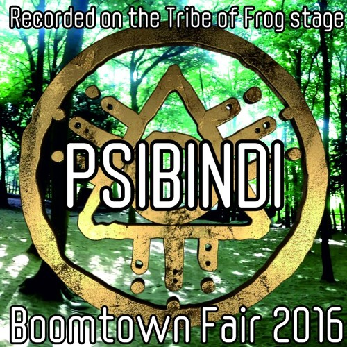 Psibindi Live & DJ Set (Aphid Records) - Recorded live on the Tribe of Frog stage at Boomtown 2016