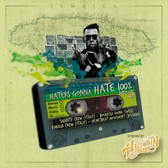 HATERS GONNA HATE vol. 2 - 100% DUBPLATE MIX