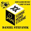 Daniel Stefanik @ SonneMondSterne XX Goulash-Music Camp Stage