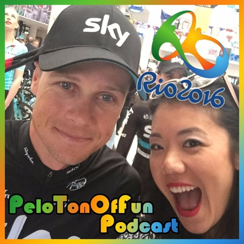 PeloTonOfFun Ep38 - Rio 2016 Wrap and Vuelta Preview (2016.8.17)
