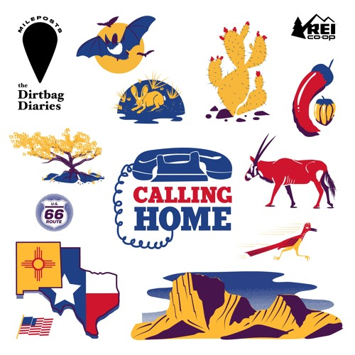 Mileposts--Calling Home