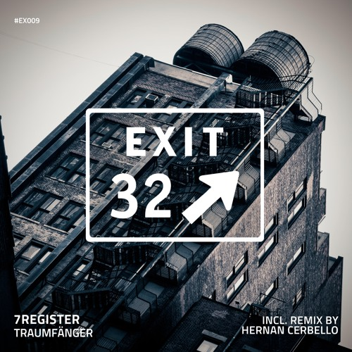7REGISTER - Traumfänger - Exit32 Recorings (Out: August 15th)