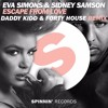 Eva Simons & Sidney Samson - Escape From Love (Daddy Kidd & Forty House Remix)