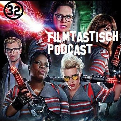 #32 - Ghostbusters-Reboot, Fargo (Serie), Daniel der Zauberer