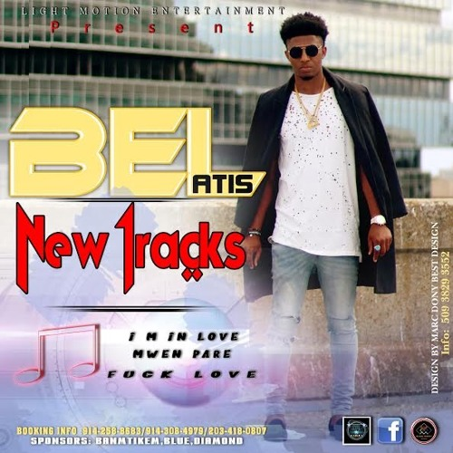BEL ATIS - I'm in Love! (Aug 2016 new song)