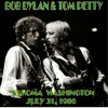 Bob Dylan and Tom Petty live, I and I, Tacoma 1986