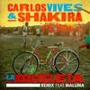 Carlos Vives & Shakira Ft. Maluma - La Bicicleta ( Jorge Rubio Edit Remix ) 100Bpm [Free Download]