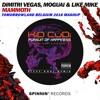 Mammoth (Original Mix vs. ID Remix) vs. Pursuit of Happiness (Steve Aoki Remix)