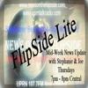 Ep 189 Flip Side Lite - Thursday Edition - With Host Joe Montaldo Stephanie bennetti  Aug 18 2016