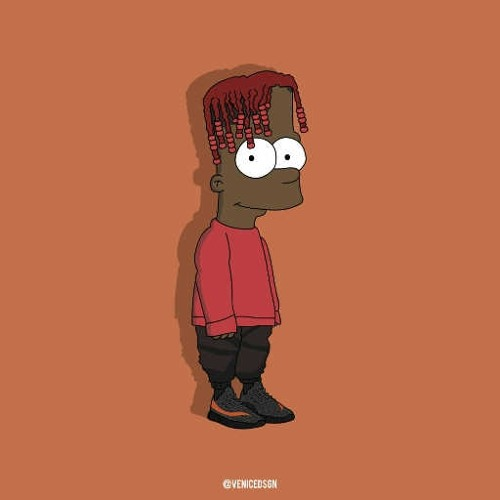 Cartoon Lil Yachty X Ugly God X Famous Dex Type Beat By Deontre