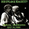 Bob Dylan Tom Petty live, I'll Remember You, Tacoma 1986
