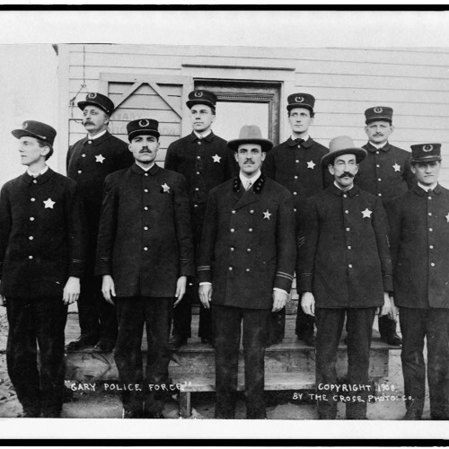 Serve & Protect? A History of the Police [rebroadcast]
