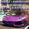 Skrillex And Rick Ross Purple Lamborghini Part Native Remix Bass Boosted Mp3