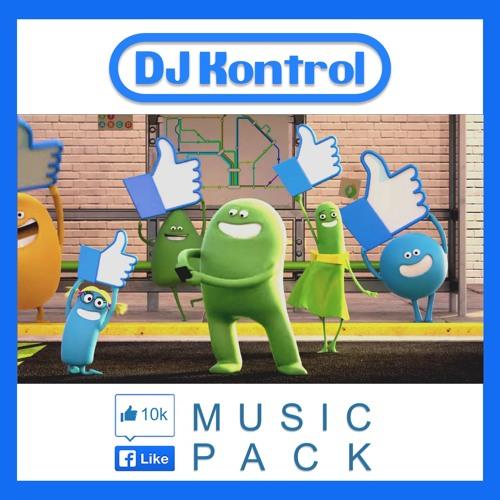 DJ Kontrol - 10k Like Facebook Music Pack by TheRemixJunkie