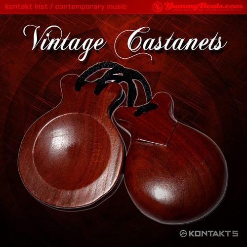Vintage Castanets - Kontakt Instrument