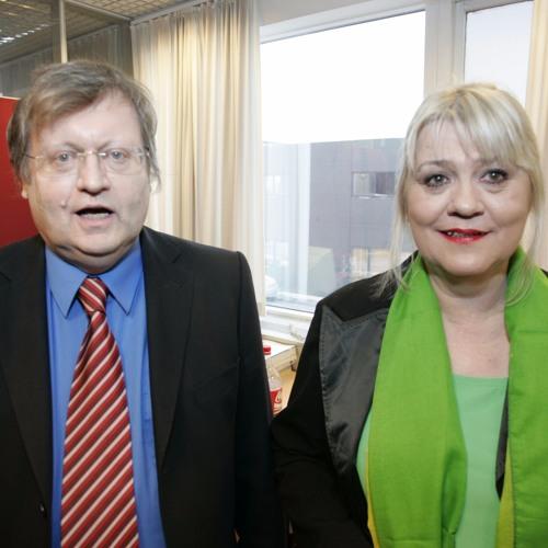 Arnþrúður og Pétur um Soros, RÚV og Reykjavík Media