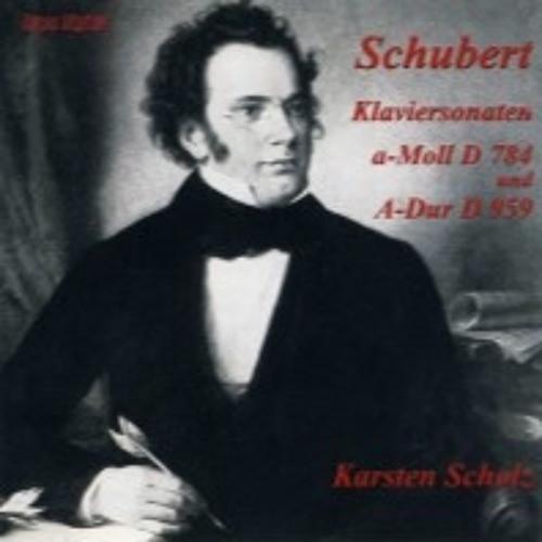 Schubert Sonate A-Dur D 959 Allegretto