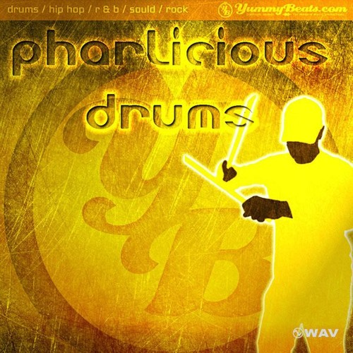 Pharlicious Drums - Drum Library