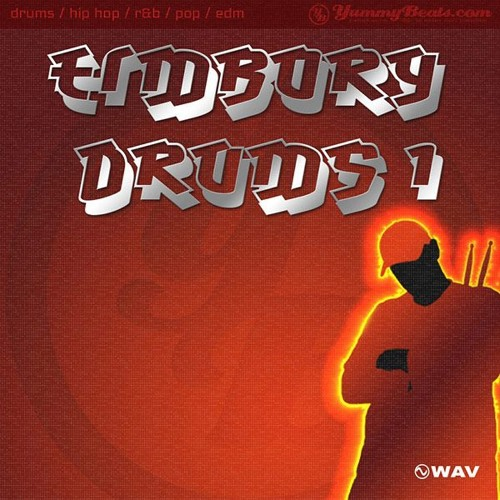 Timbory Drums 1 - Drum Library