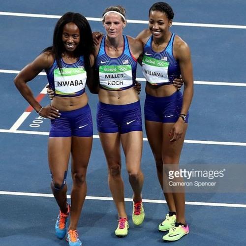 006 Rio Olympics Heptathlon - On Site Coverage - Guests: Ashton Eaton, Devon Williams