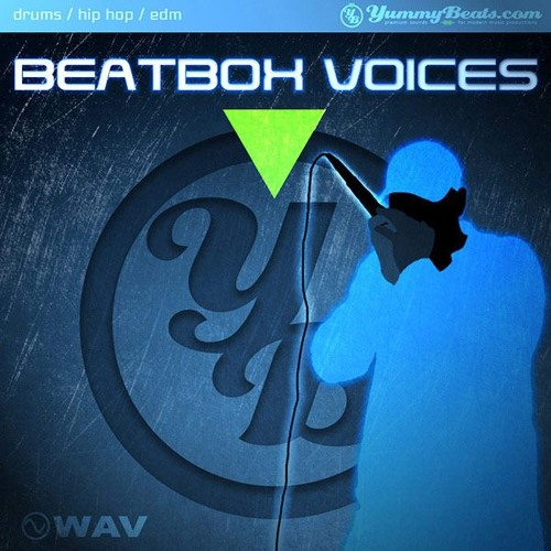 BeatBox Voices 1 - Drum Library