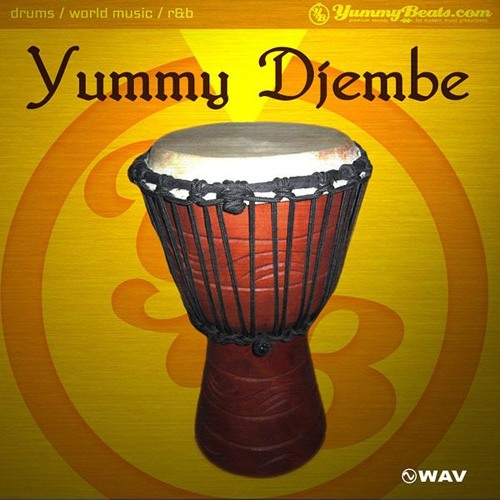 Yummy Djembe - Percussion Library