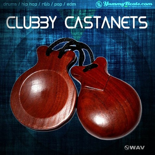 Clubby Castagnettes 1 - Percussion Library