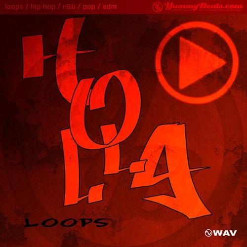 Holla Loops - loop library [audio demo]