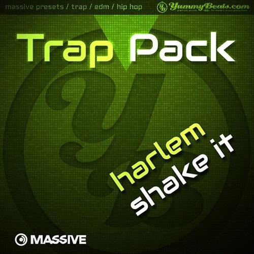 Trap Pack - Massive Presets