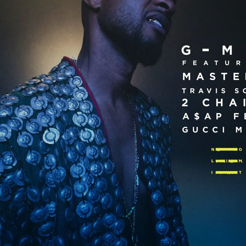 Usher Feat Master P, Travis Scott, 2 Chainz, Gucci Mane, Asap Ferg - No Limit Gmix