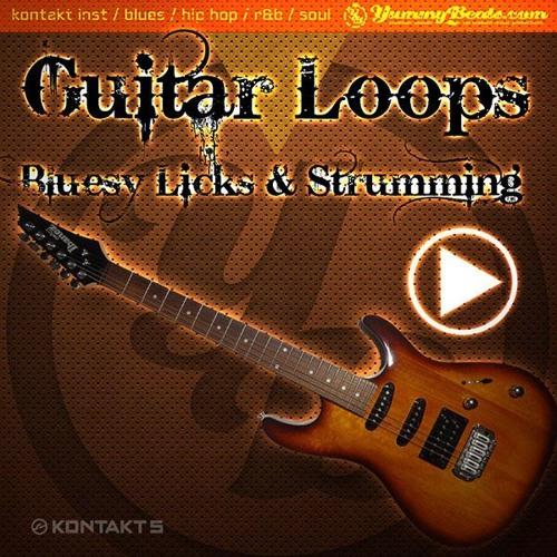 Guitar Loops - Kontakt Instrument