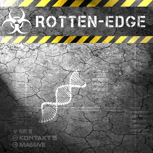 Rotten Edge - Sound Pack for the Massive Evolutions 2