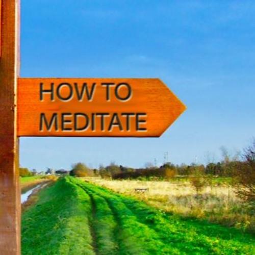Nipmédite 004 - Apprendre à méditer