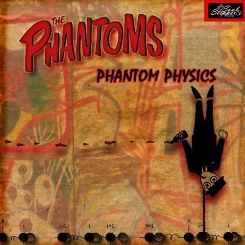 The Phantoms-Kiss Me Deadly (2011)