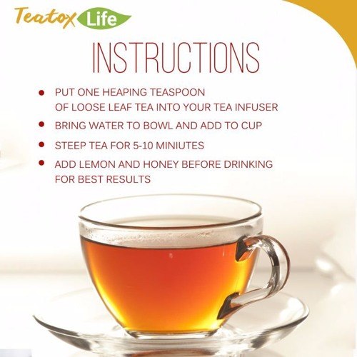 Teatox For Weight Loss