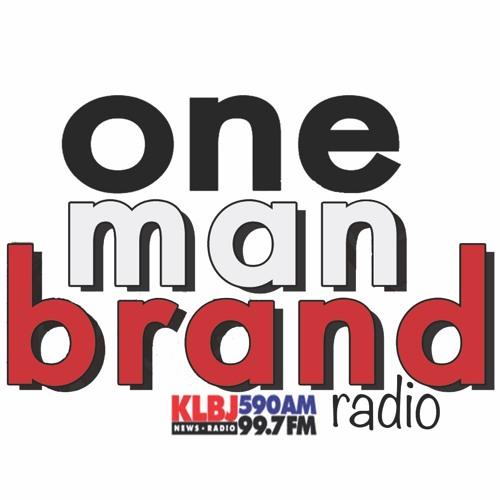 One Man Brand Radio August 20, 2016