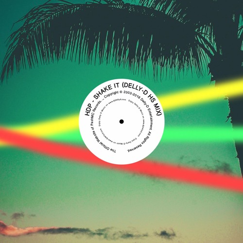 HDP - Shake It (Delly-D HS Mix)