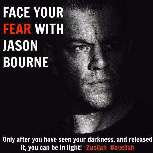 Face Your Fears With Jason Bourne