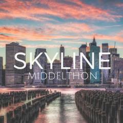 Middelthon - Skyline