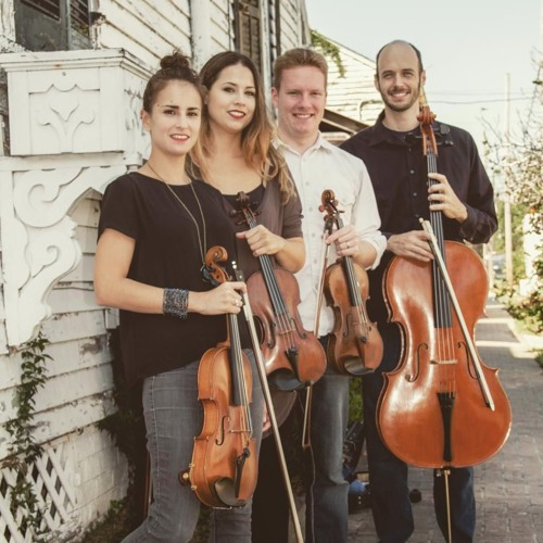 Before, After, Together (String Quartet) - Polymnia Quartet