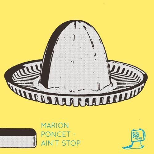 A1 - Marion Poncet - Ain't Stop