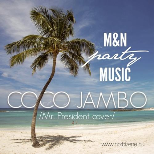 Marietta & Norbi Party Music - Coco Jambo /Mr.President cover/