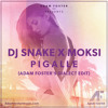 Dj Snake X Moksi- Pigalle (Adam Foster's Dialect Edit) II  Played by Tiesto on Clublife #492  II